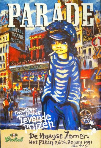 Affiche 1990-1992