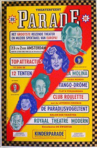 Affiche 1992 - 1993